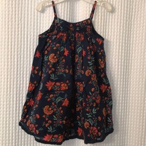 Old Navy floral spaghetti strap dress
